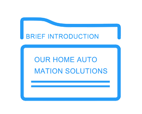 Our Home Automation Solutions