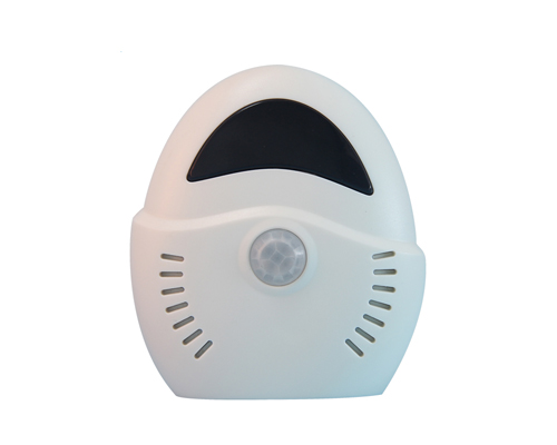 S301 PIR Motion Sensor with Wall Plate