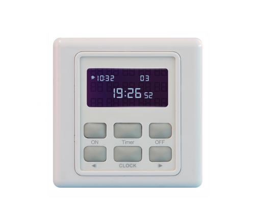 BRT-514 Humidity Control Switch with Weekly Multip